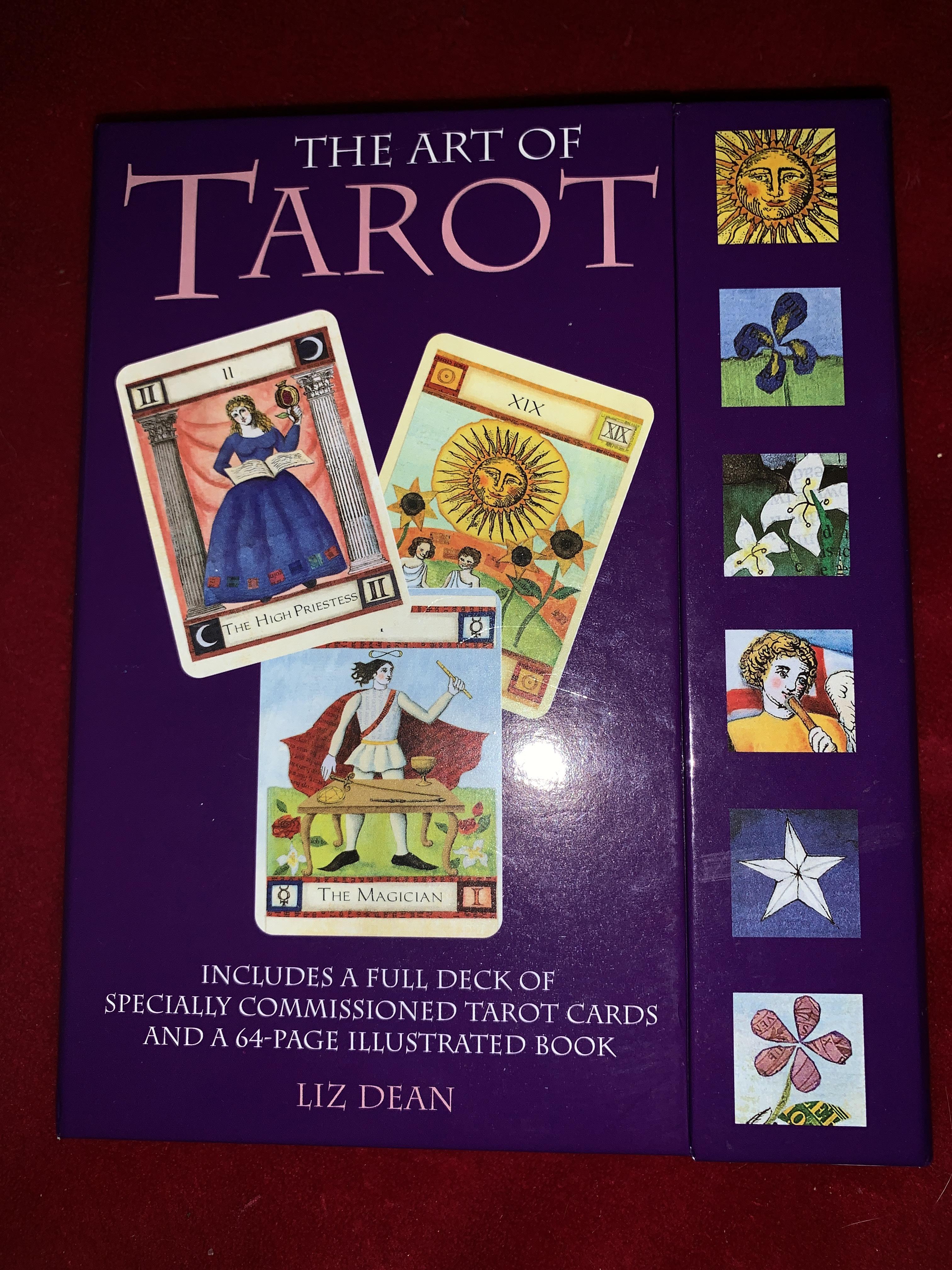 The Art of Tarot